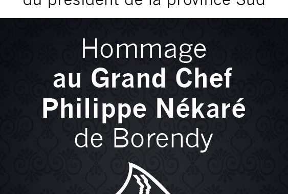 Hommage à Philippe NEKARE, Grand Chef du district de Borendy à Thio