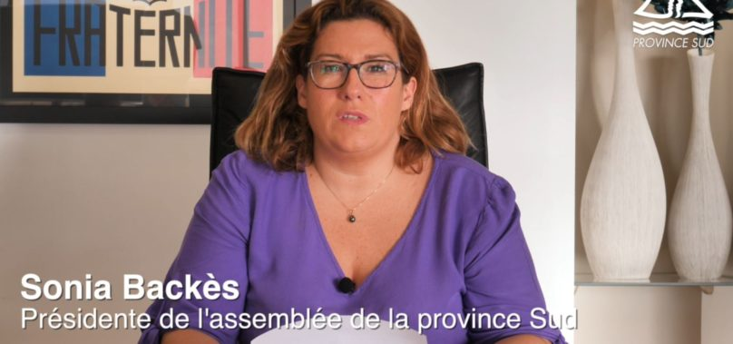 [DIRECT] Déclaration de Sonia Backes : Pandémie du COVID-19